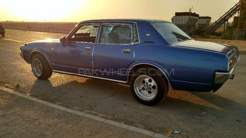 Toyota Crown Royal Saloon 1974 Image-2