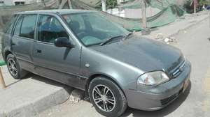 Suzuki Cultus VXRi (CNG) 2008 for Sale in Karachi