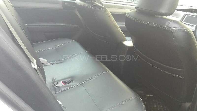 Toyota Corolla Axio X 1.3 2012 Image-6