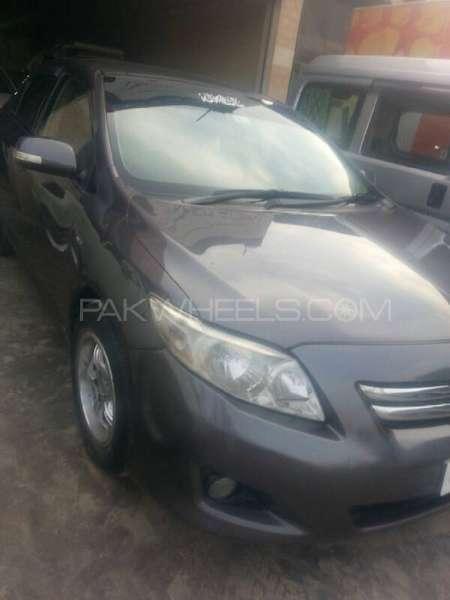 Toyota Corolla GLi Limited Edition 1.3 VVTi 2010 Image-1