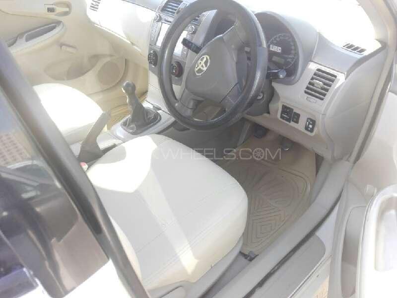 Toyota Corolla XLi VVTi 2010 Image-3