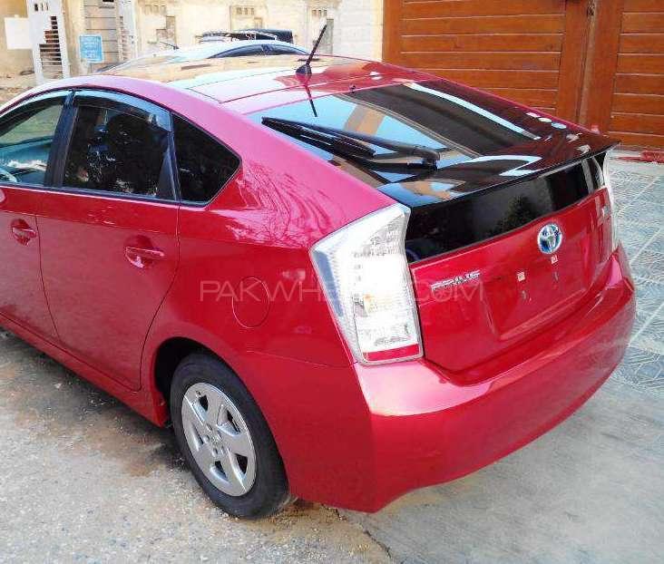 Toyota Prius S Touring Selection 1.8 2011 Image-5