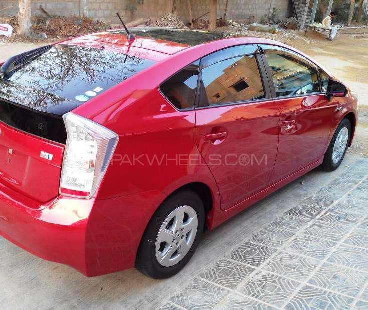 Toyota Prius S Touring Selection 1.8 2011 Image-6