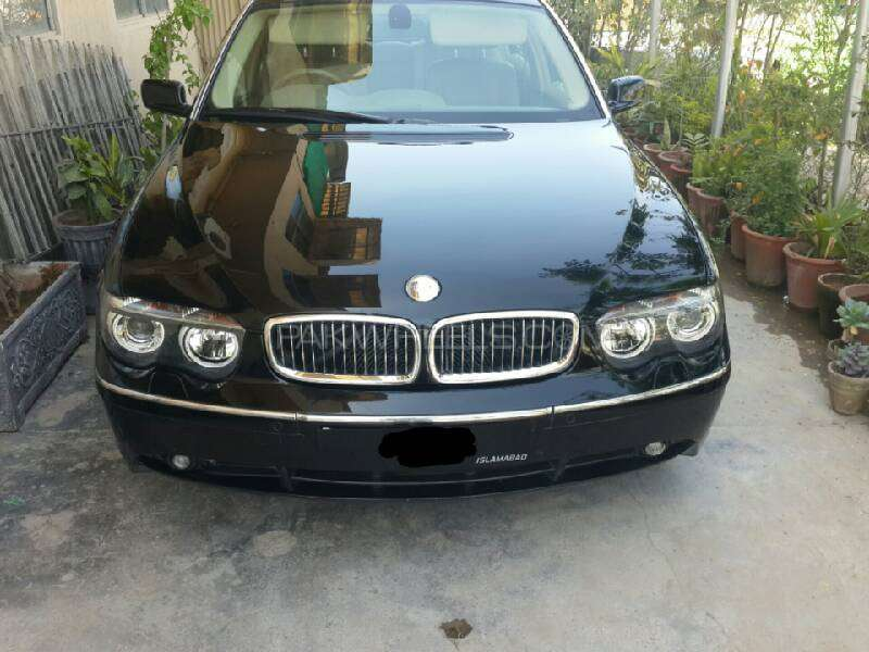 BMW 7 Series 745Li 2004 Image-1