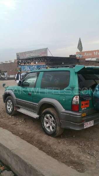 Toyota Prado RZ 3.0D (3-Door) 1998 Image-2