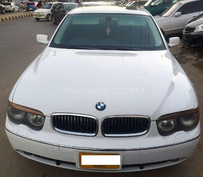 BMW 7 Series 745Li 2002 For Sale In Karachi