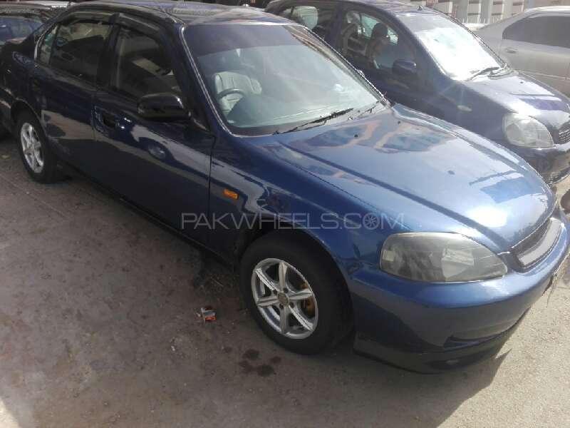 Honda Civic EXi 2000 Image-2