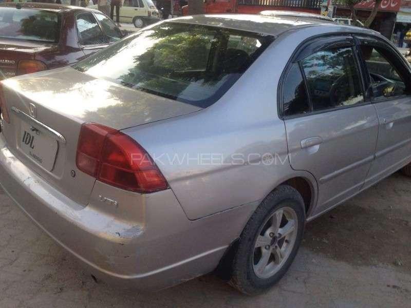 Honda Civic VTi Prosmatec 1.6 2002 Image-4