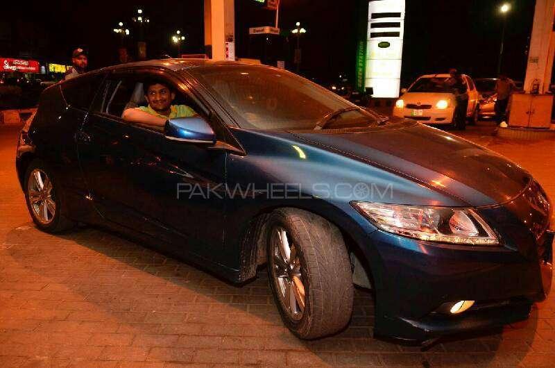 Honda Cr Z Sports Hybrid 2011 For Sale In Lahore Pakwheels