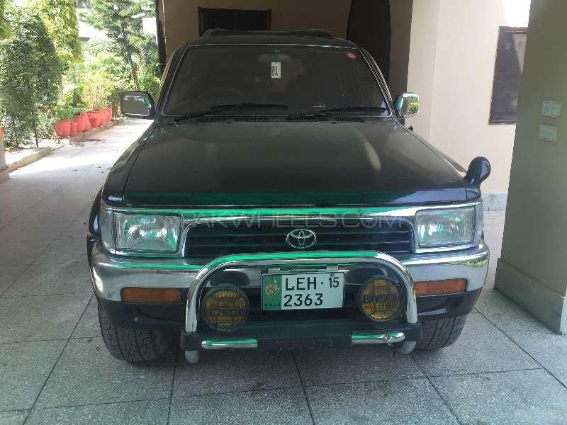 Toyota Surf SSR-G 3.0D 1992 Image-1