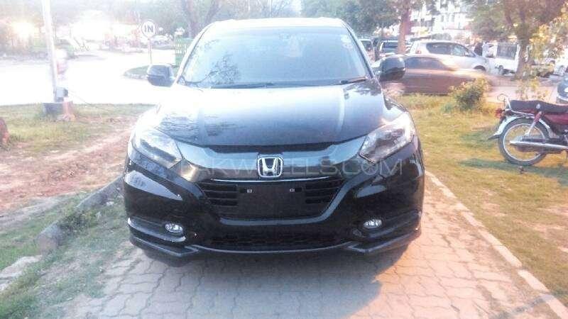 Honda Vezel Hybrid X L Package 2014 Image-14