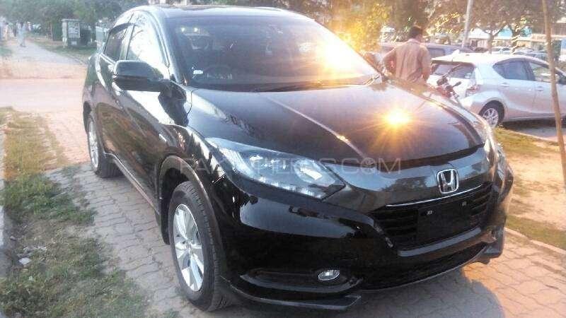 Honda Vezel Hybrid X L Package 2014 Image-8