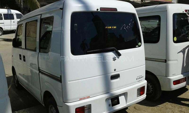 Suzuki Every PA 2012 Image-4