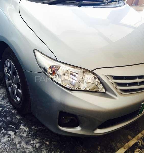 Toyota Corolla XLi VVTi Limited Edition 2013 Image-4