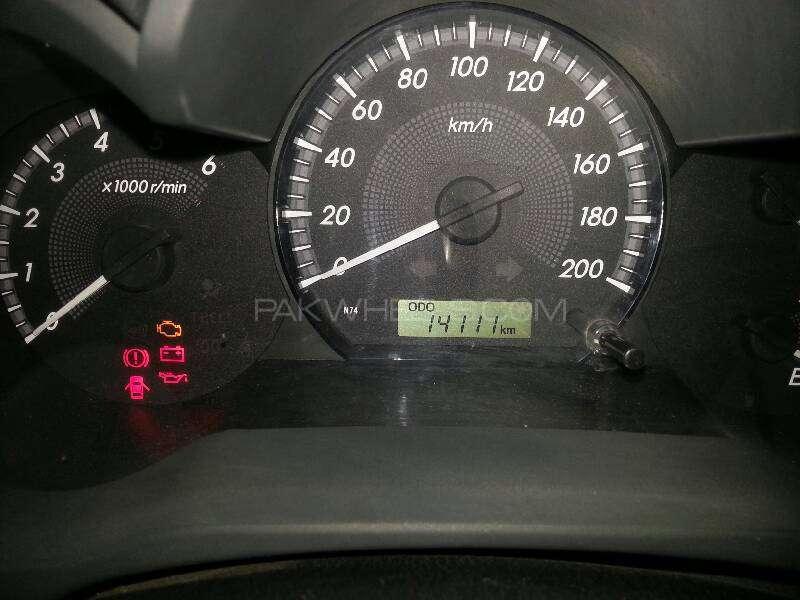 Toyota Hilux Vigo G 2012 Image-5