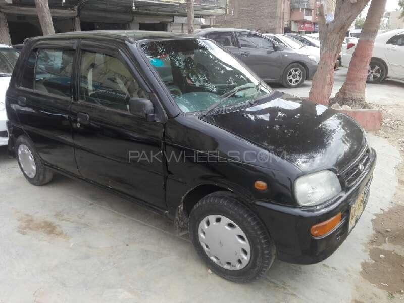 Daihatsu Cuore CL Eco 2001 Image-2