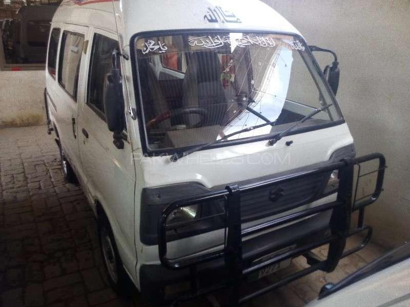 Suzuki Bolan DLX 1984 Image-1