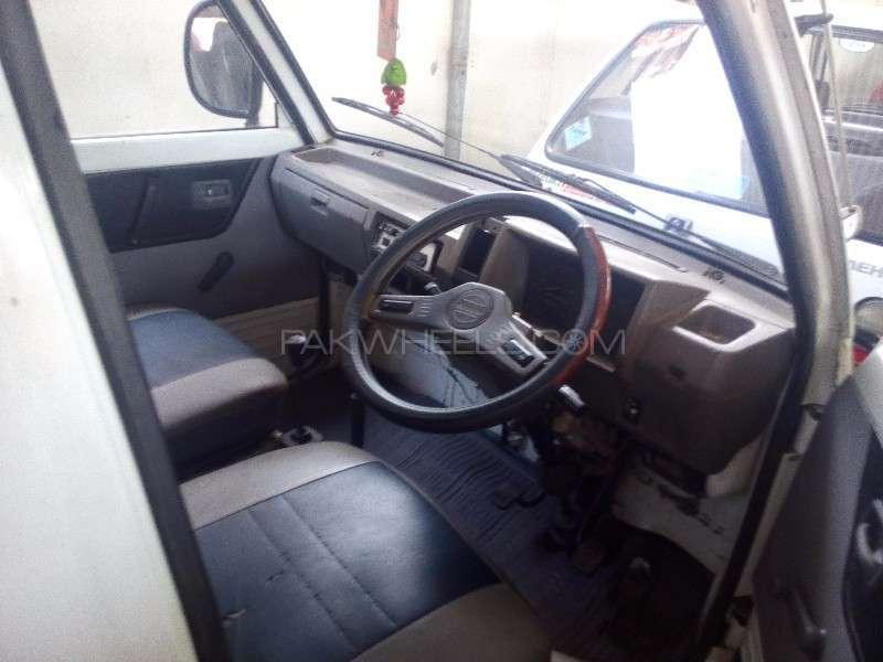 Suzuki Bolan DLX 1984 Image-4