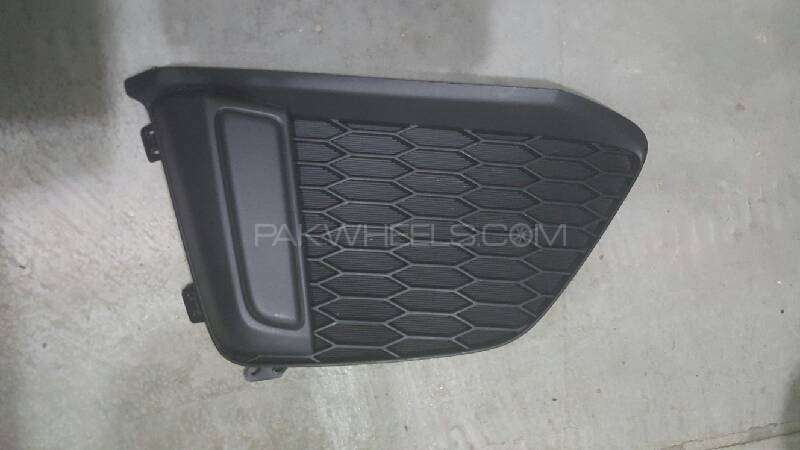 honda fit hybrid gp5 fog lamp cover Image-1
