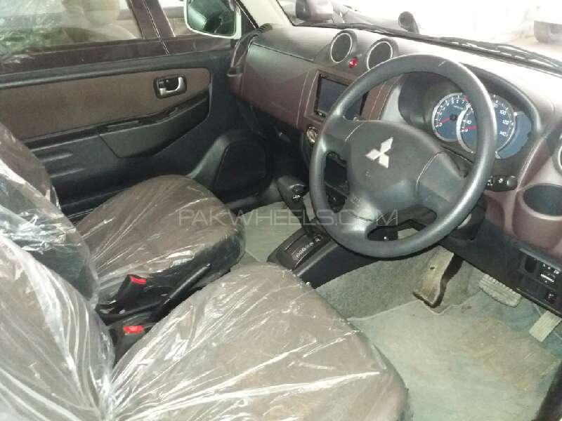 Mitsubishi Pajero Mini 2009 Image-7