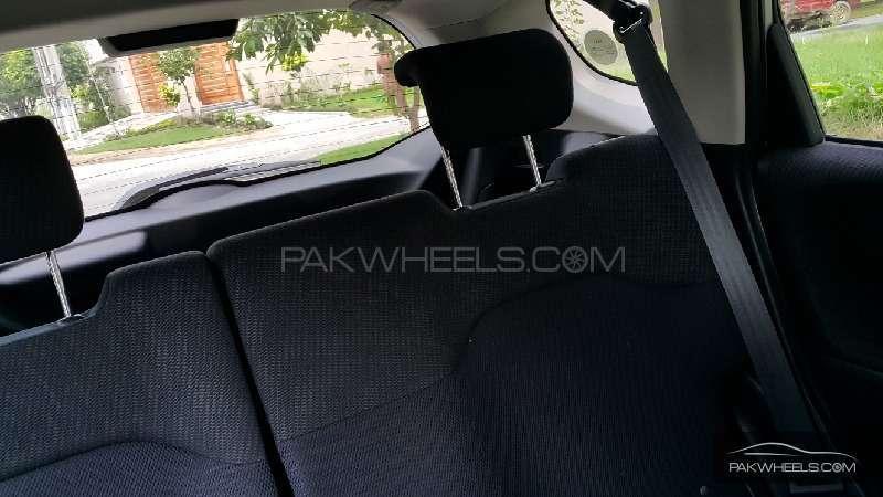 Honda Fit Hybrid Navi Premium Selection 2011 Image-6