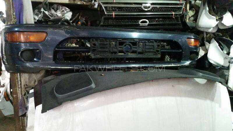 Toyota Corolla 1995 GT Front Bumper For Sell Image-1
