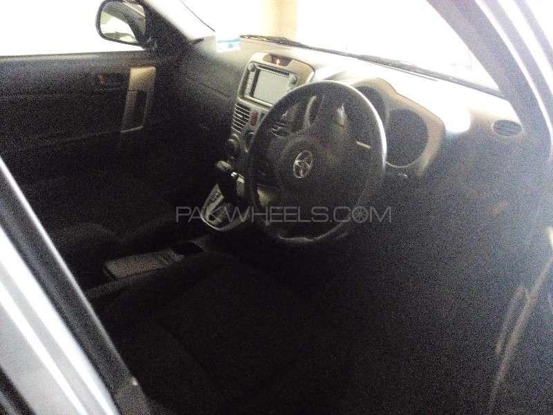 Toyota Rush G 2007 Image-4