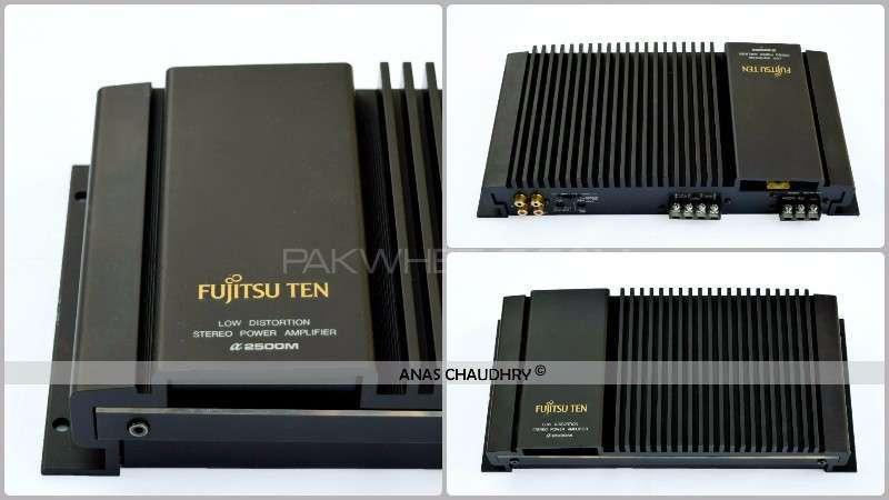 Fujitsu Ten Alpha 2500m Amplifier For Sale In Sialkot