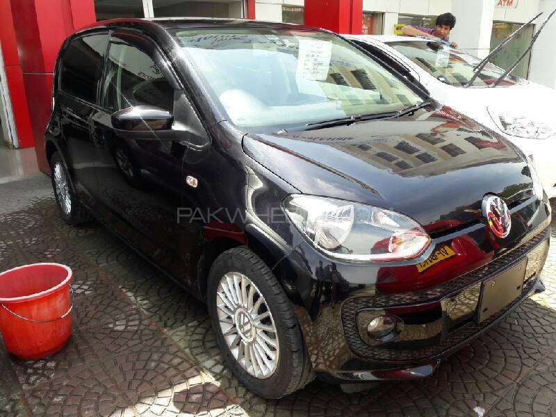 Volkswagen Up 2013 Image-1