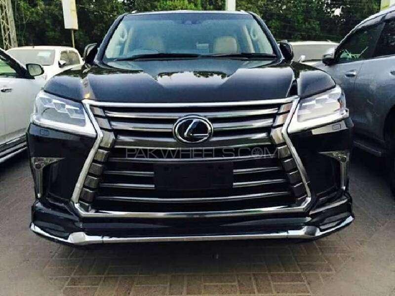 Lexus LX Series LX570 2016 Image-8