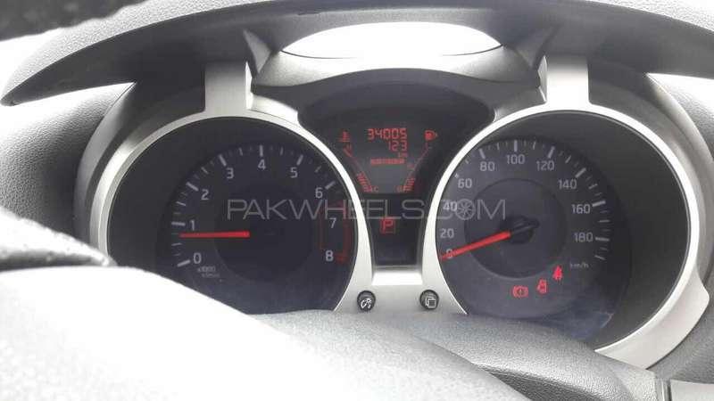 Nissan Juke 15RS 2010 Image-4