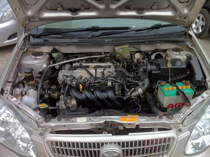 Toyota Corolla 2007 Image-3