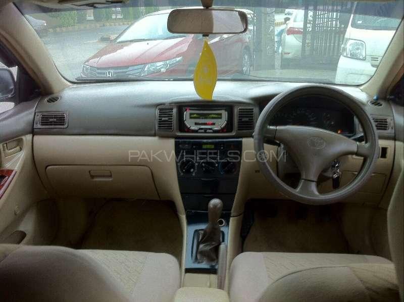 Toyota Corolla 2007 Image-4