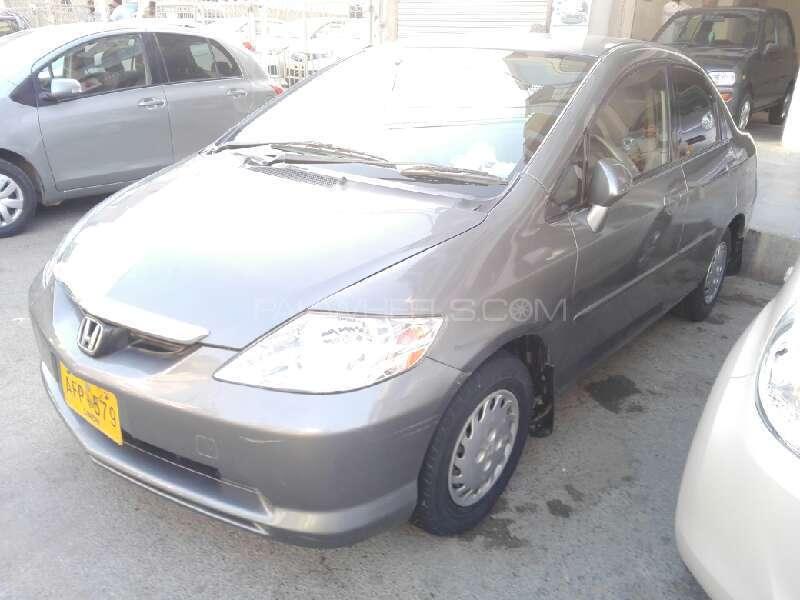 Honda City i-DSI Vario 2008 Image-2