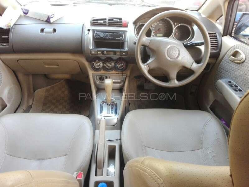 Honda City i-DSI Vario 2008 Image-5