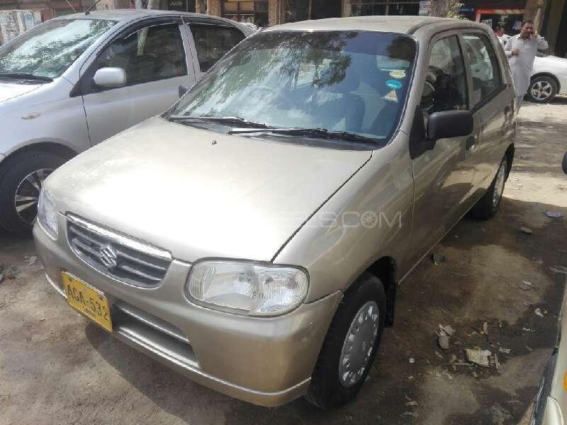 Suzuki Alto VXR (CNG) 2004 Image-2