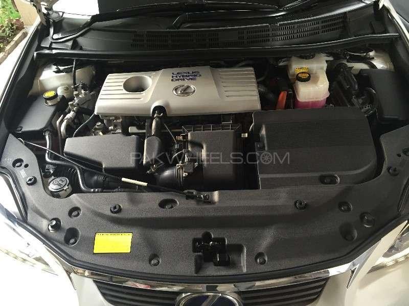 Lexus CT200h Version L 2011 Image-5