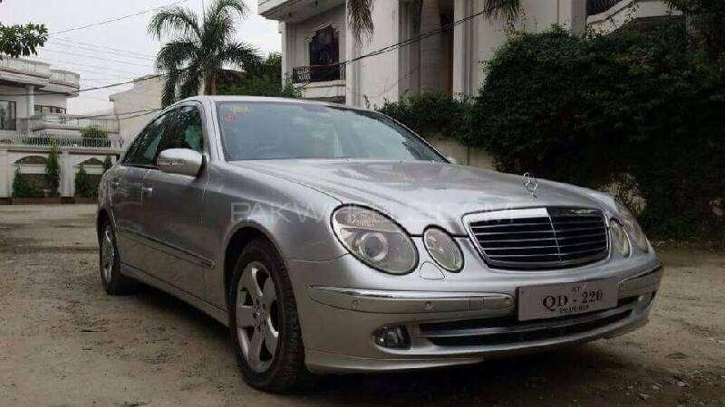 Mercedes benz e class e220 cdi 2005 for sale in islamabad for 2005 mercedes benz e320 cdi diesel for sale