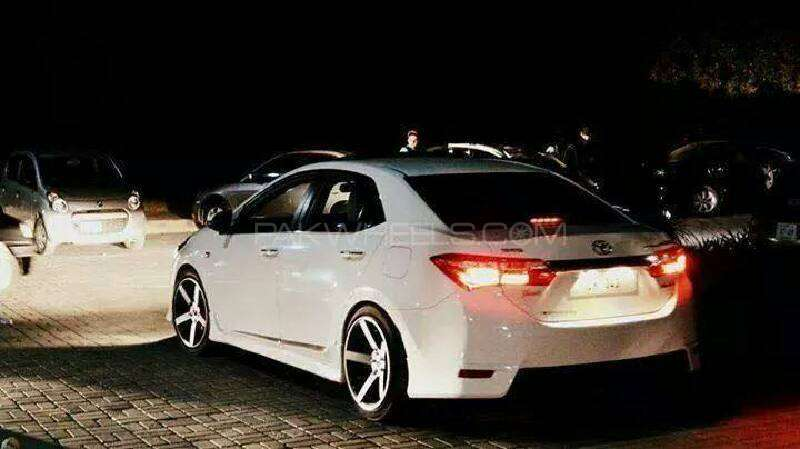 corolla 2015 Body Kits At Wholesale  Price Image-1
