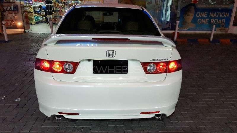 Honda Accord CL9 2004 Image-11