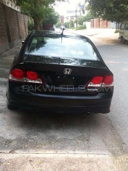 Honda Civic Hybrid MXST 2007 Image-2