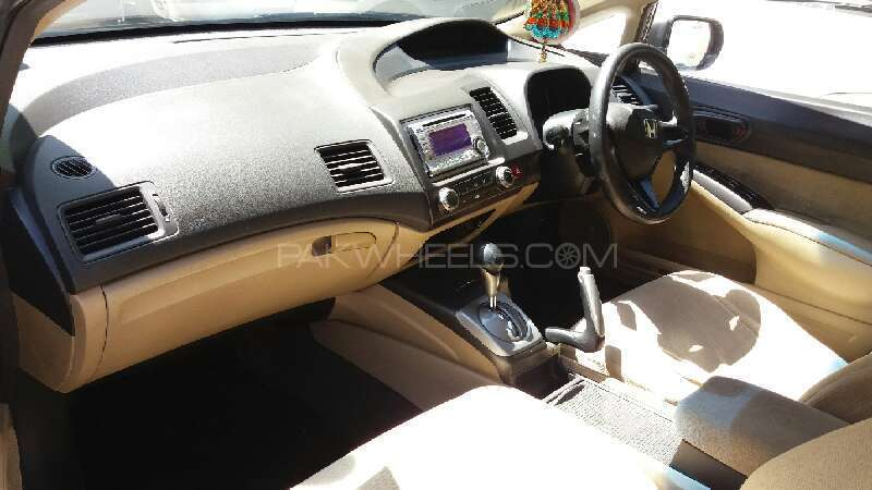 Honda Civic VTi Oriel Prosmatec 1.8 i-VTEC 2008 Image-7