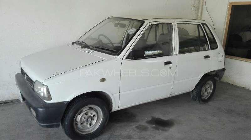 Suzuki Mehran 2005 Image-3
