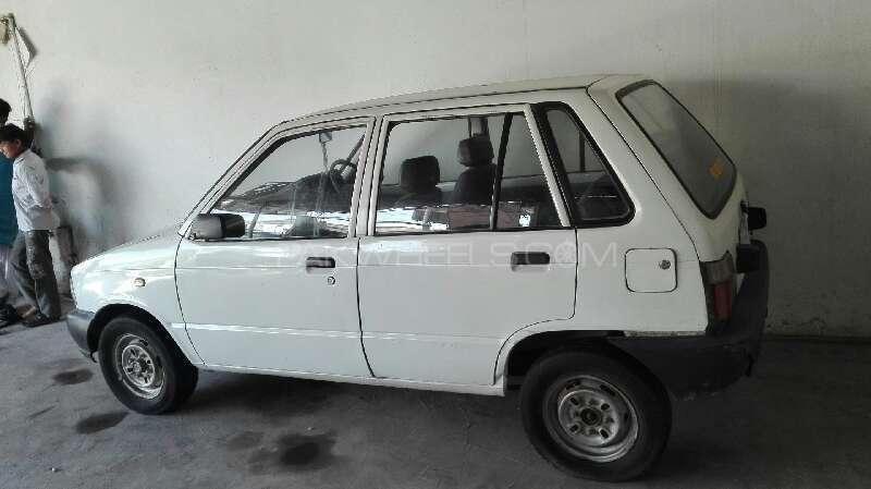 Suzuki Mehran 2005 Image-5