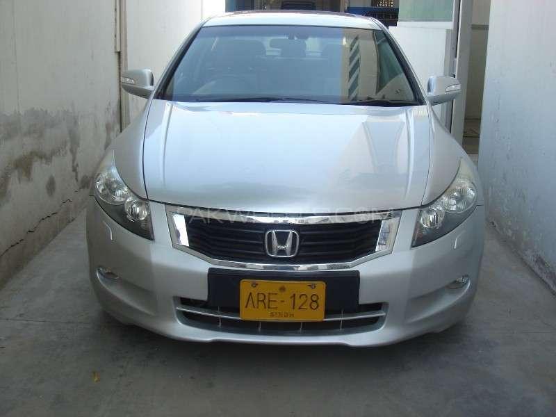 Honda Accord 2008 Image-1