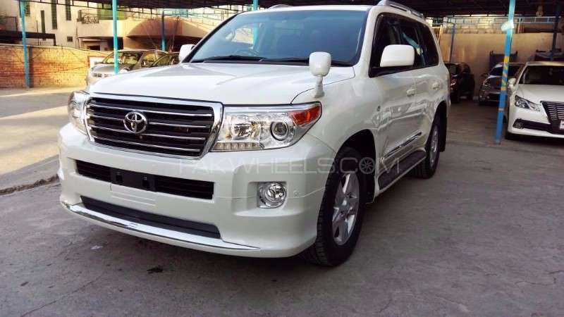 Toyota Land Cruiser AX G Selection 2011 Image-2