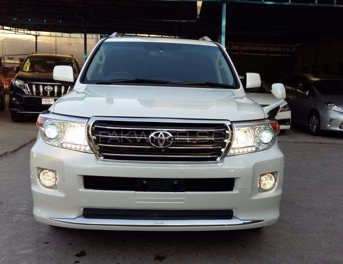 Toyota Land Cruiser AX G Selection 2011 Image-8