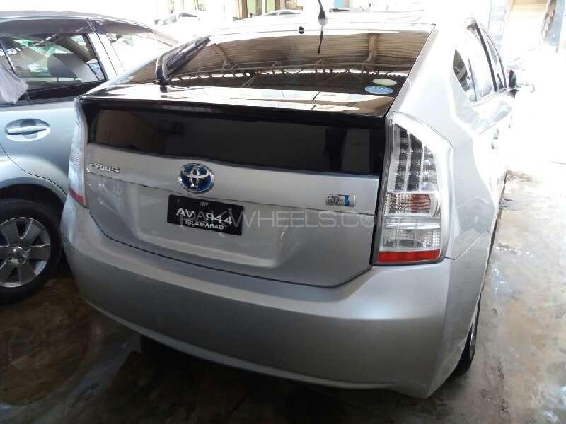 Toyota Prius G 1.8 2009 Image-4