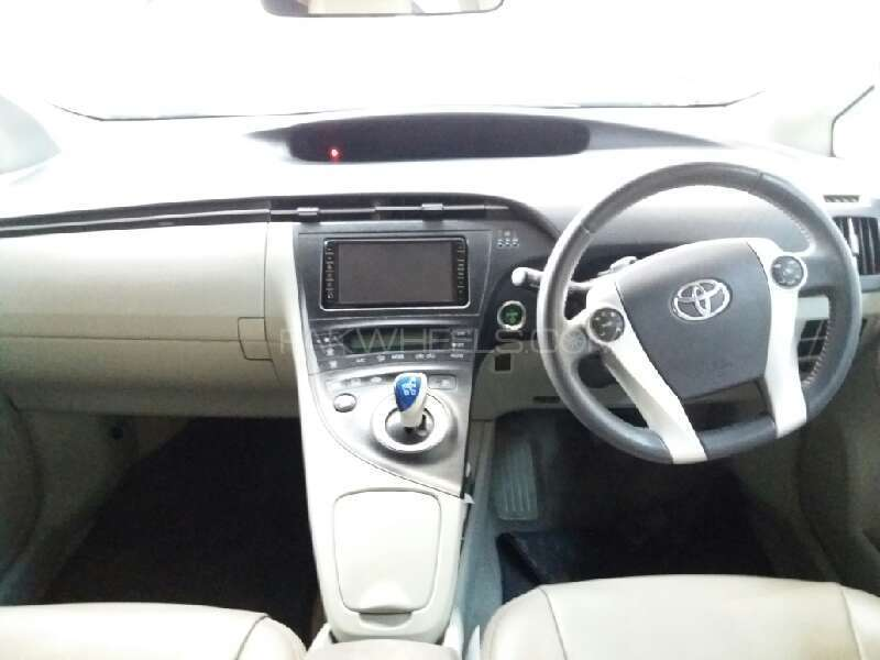 Toyota Prius G 1.8 2009 Image-6