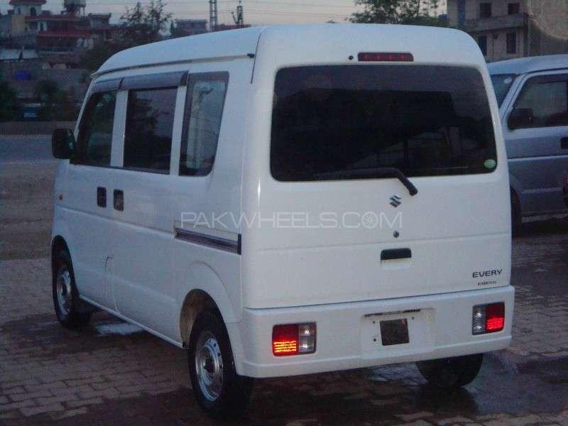 Suzuki Every GA 2010 Image-8